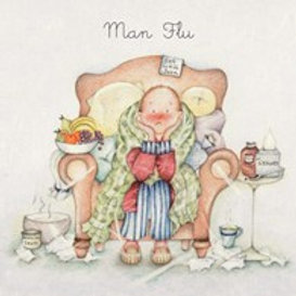 Man Flu Berni Parker Card