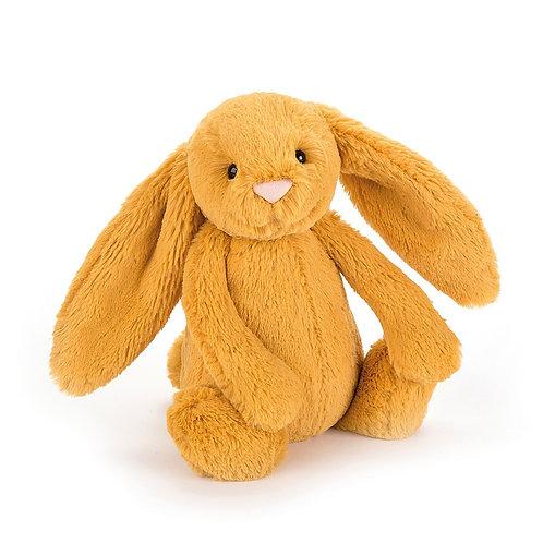 Jellycat Bashful Saffron Bunny - Various Sizes