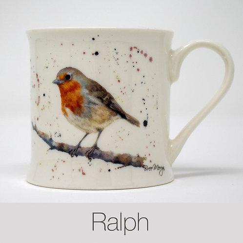 Bree Merryn Ralph Robin Mug