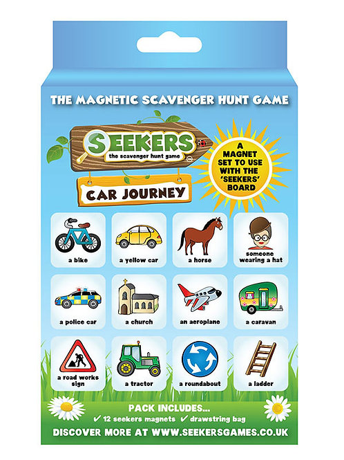Seekers Car Journey Add on Pack