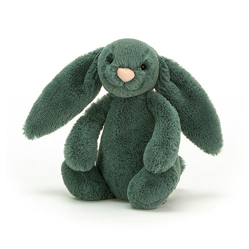 Jellycat Bashful Forest Bunny - Various Sizes