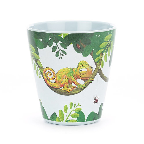 Jellycat Colin Chameleon Melamine Cup