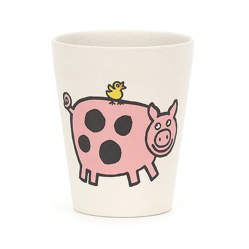 Jellycat Farm Tails Cup