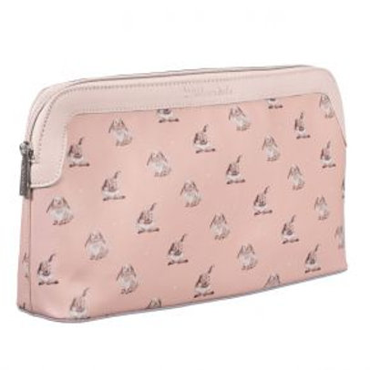 Wrendale Some Bunny Rabbit Cosmetic Bag (Large)
