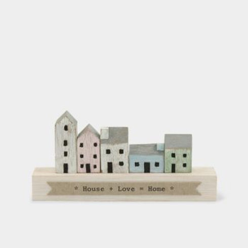 East of India House + Love = Home