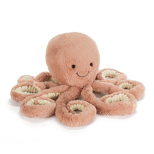 Jellycat Odell Octopus - Various Sizes
