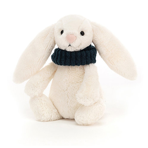 Jellycat Snug Bunny Teal
