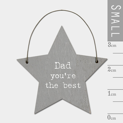 East of India Little Star - Dad you're the best