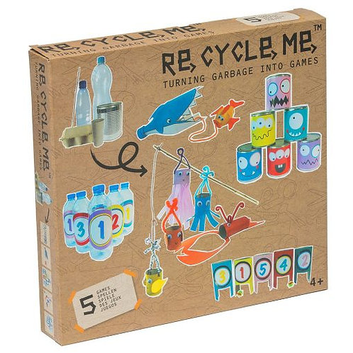 RecycleMe Large - Games
