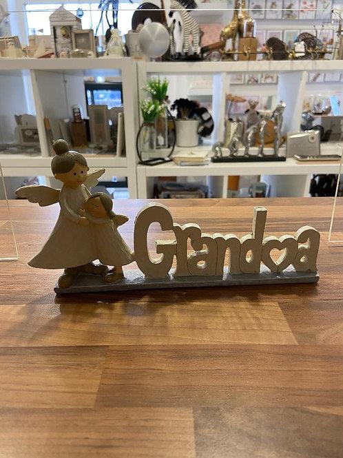 Grandma Figurine
