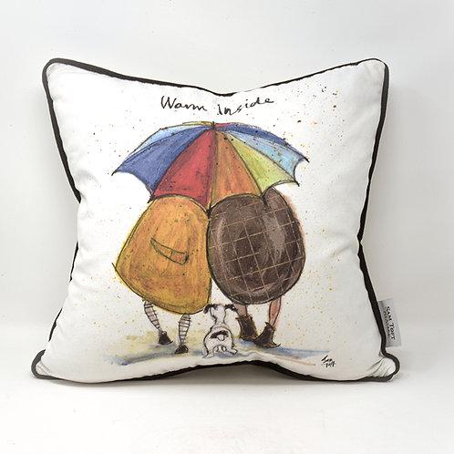 Sam Toft Warm Inside Cushion