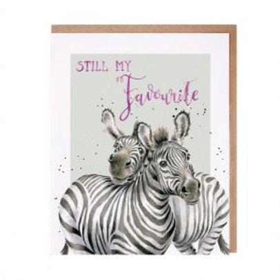 Wrendale Still my favourite Card