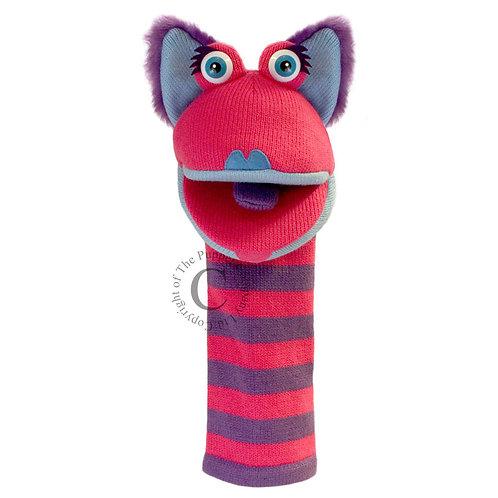 Kitty Sockette Puppet