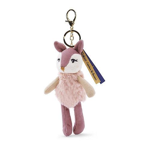Ava Deer Plush Keychain