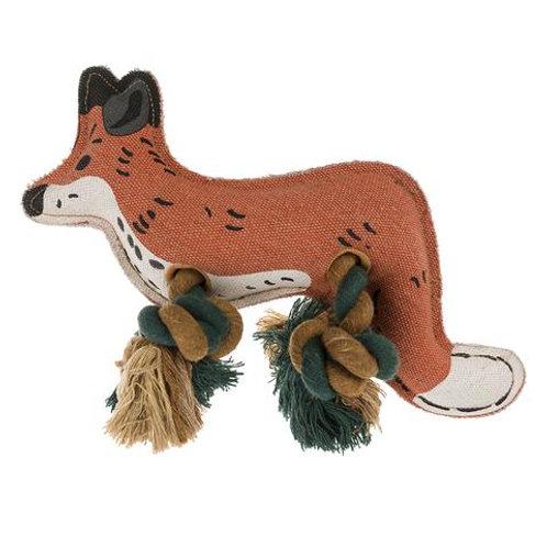 Sophie Allport Dog Toy - Foxes