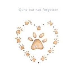 Gone but Not Forgotten Berni Parker Card