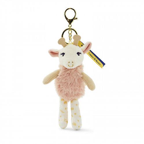 Zarafa Giraffe Keychain