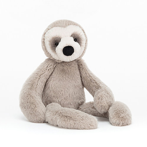 Jellycat Bailey Sloth - Various Sizes