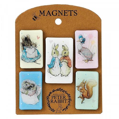 Beatrix Potter Magnet Set