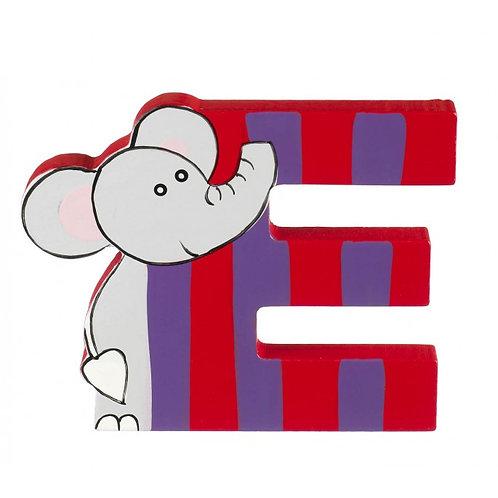 Orange Tree E is for Elephant
