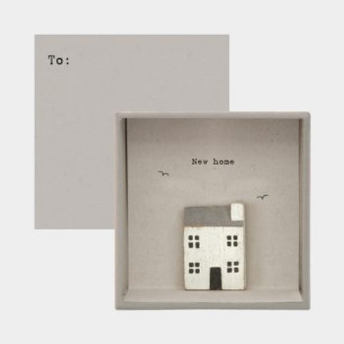 New home Boxed Card