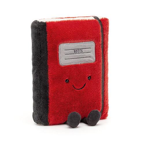 Jellycat Smart Stationery Notebook