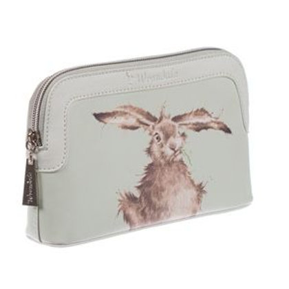 Wrendale Small Hare Brained Cosmetic Bag