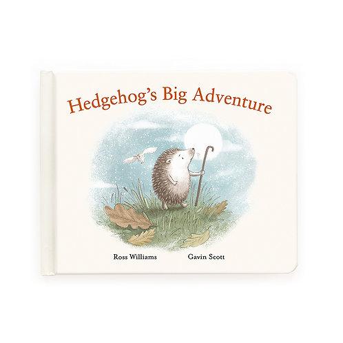 Jellycat Hedgehogs Big Adventure