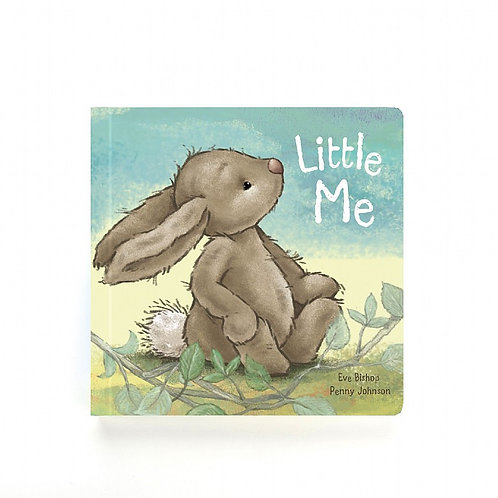 Jellycat Little Me Book