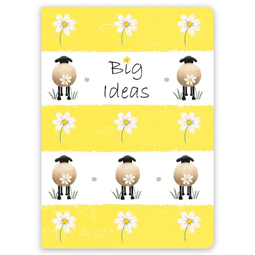 Lucy Pittaway A5 Big Ideas Notebook