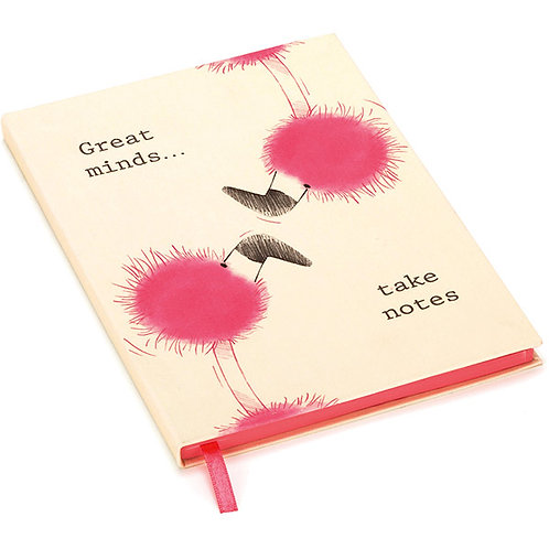 Jellycat Flaunt Your Feathers A5 Lined Notebook