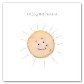 Happy Retirement Berni Parker Card