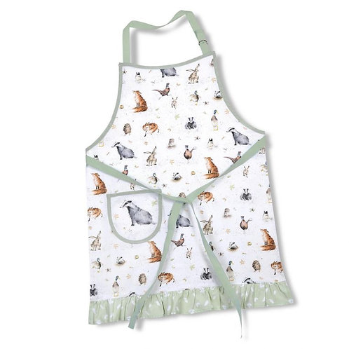 Wrendale Adult Cotton Drill Apron