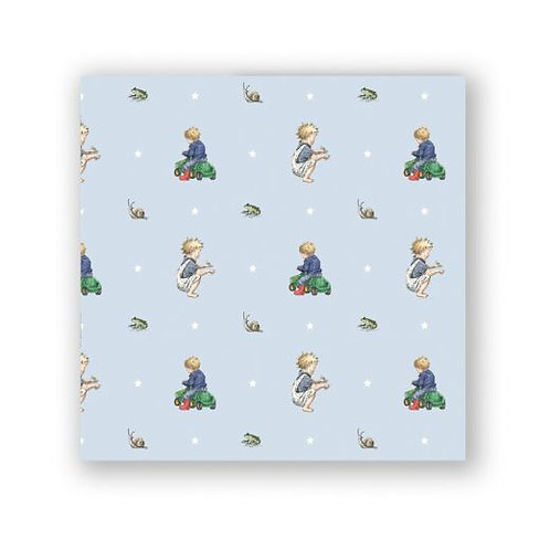 Wrendale Slugs and Snails Gift Wrap