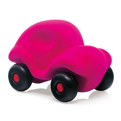 The Micro Rubbabu Car (Pink)