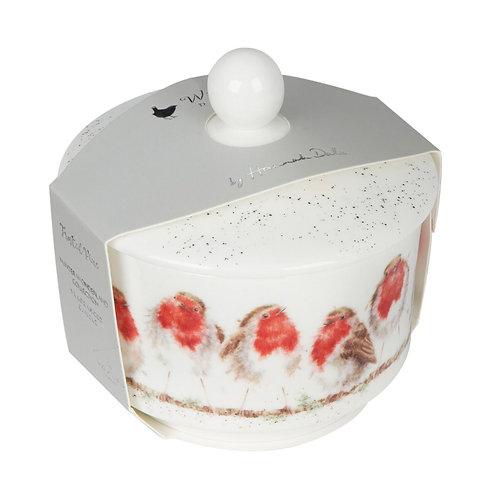 Wrendale Winter Wonderland Trinket Jar Candle
