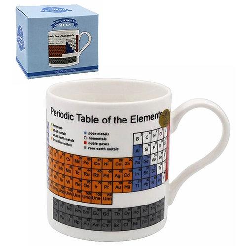 Educational Periodic Table Mug