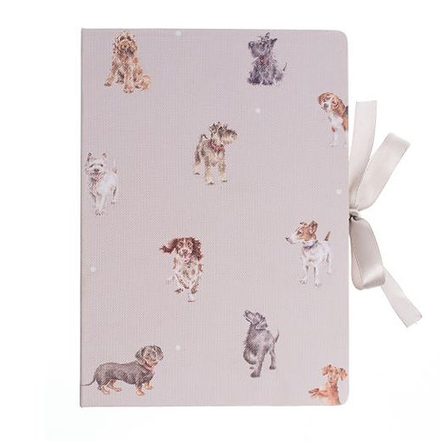 Wrendale A Dog's Life Sticky Note Book