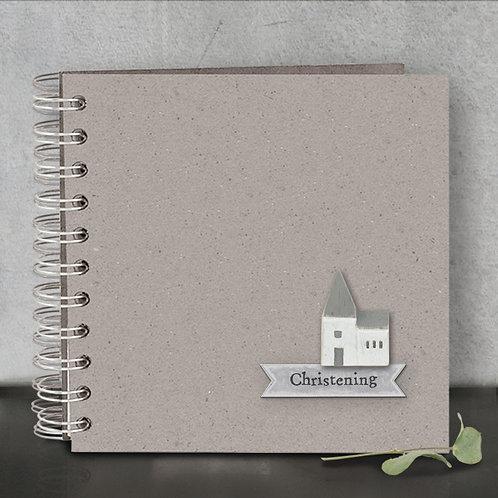Guest Book - Christening