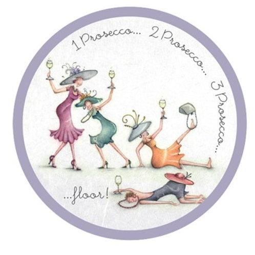 Prosecco Coaster