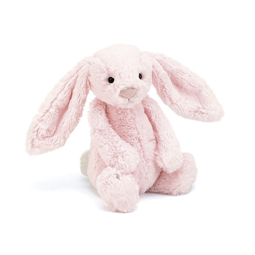 Jellycat Bashful Pink Bunny - Various Sizes