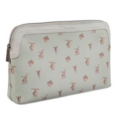 Wrendale Hare Brained Cosmetic Bag (Large)