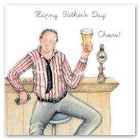 Cheers Berni Parker Card
