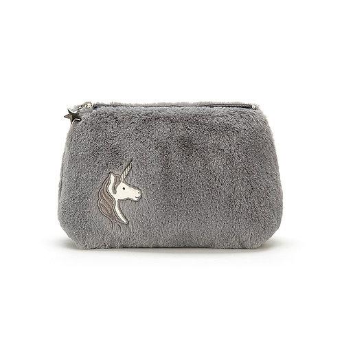 Jellycat Divine Unicorn Small Cosmetic Bag