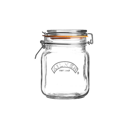 Kilner 1 Litre Measure and Store Jar
