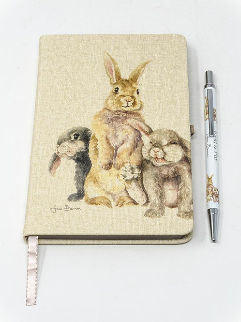 Field and Fur Notebook and Pen