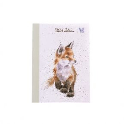 Wrendale Born to be wild A6 Notebook