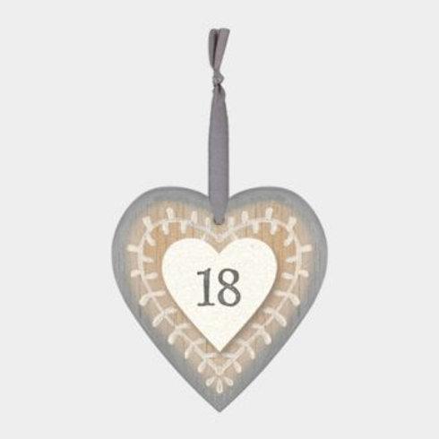 18 Wooden Hanger