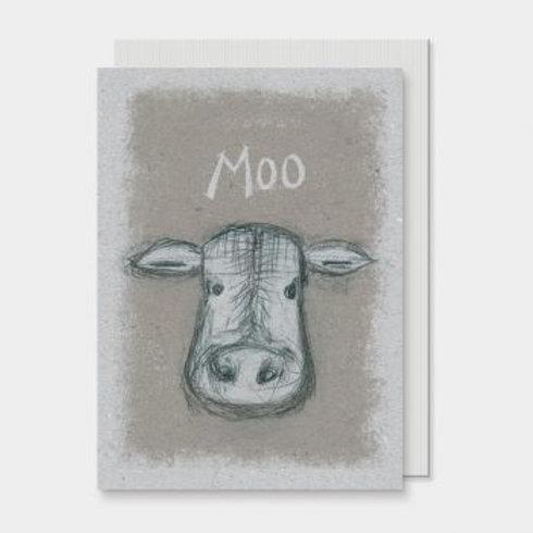 Moo East of India Card