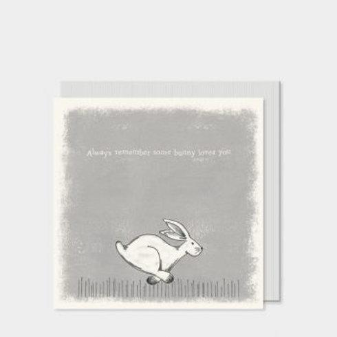 Running Rabbit East of India Card